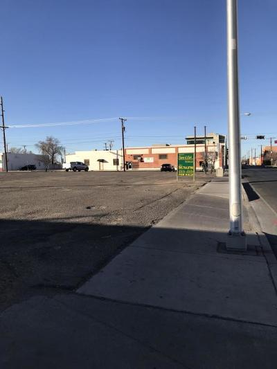 Albuquerque Residential Lots & Land For Sale: 1025 4th Street NW