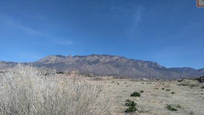 Albuquerque Residential Lots & Land For Sale: Alameda Boulevard NE