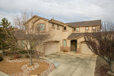 Albuquerque Single Family Home For Sale: 10416 Bitter Creek Drive NW