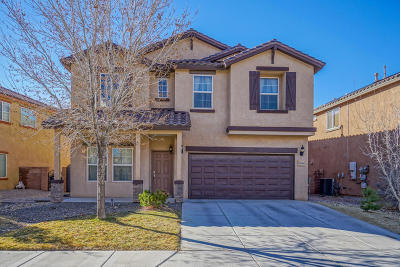 Rio Rancho Single Family Home For Sale