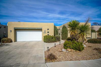 Albuquerque NM Single Family Home For Sale: $499,500