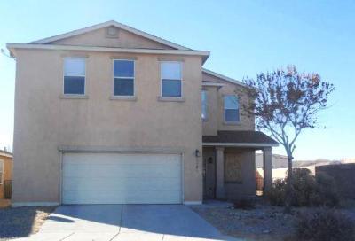 Albuquerque NM Single Family Home For Sale: $153,700