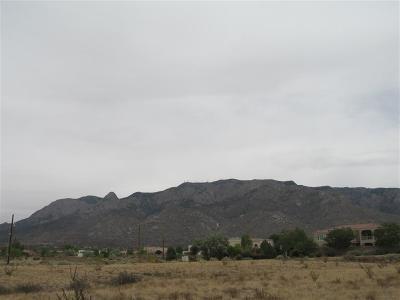 Albuquerque Residential Lots & Land For Sale: Corona NE