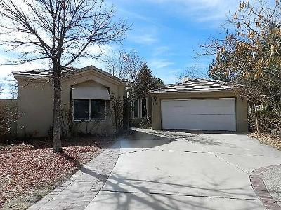 Albuquerque Single Family Home For Sale: 6601 Briarcliff NE