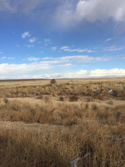 Albuquerque Residential Lots & Land For Sale: Frontage Road I-40 Highway NW