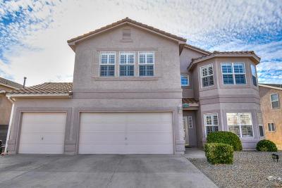 Rio Rancho Single Family Home For Sale: 3348 Colmor Meadows Circle NE