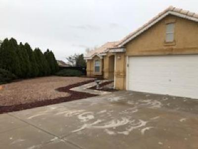Valencia County Single Family Home For Sale: 53 Marigold Boulevard