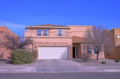 Rio Rancho Single Family Home For Sale: 2009 Via Sonata Road SE