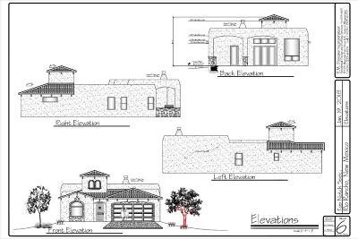 Rio Rancho Single Family Home For Sale: 1208 Mirador Loop Loop NE