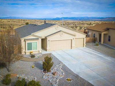 Rio Rancho Single Family Home For Sale: 6541 Mountain Hawk Loop NE
