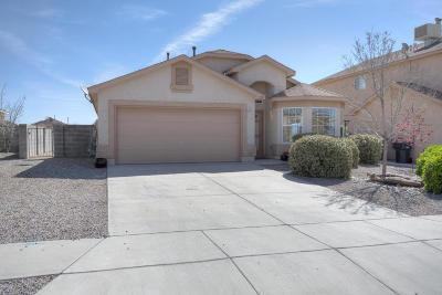 Rio Rancho Single Family Home For Sale: 3233 Hunters Meadows Circle NE