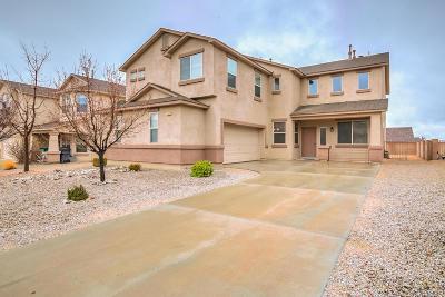 Rio Rancho NM Single Family Home For Sale: $225,000