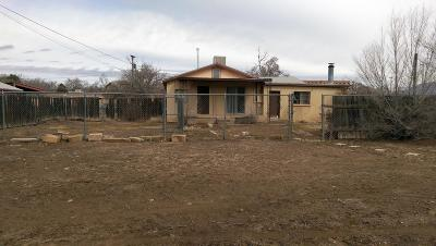 Albuquerque NM Single Family Home For Sale: $275,000