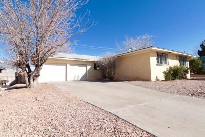 Albuquerque NM Single Family Home For Sale: $165,500