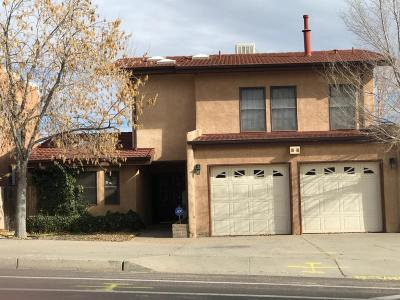 Albuquerque NM Single Family Home For Sale: $209,900