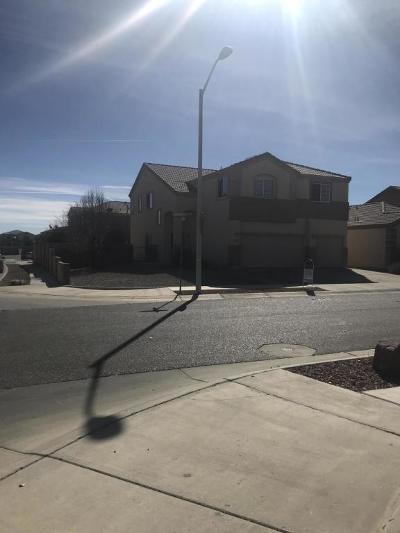 Albuquerque NM Single Family Home For Sale: $257,500