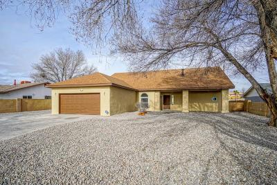 Rio Rancho NM Single Family Home For Sale: $284,500