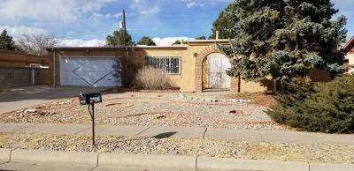 Single Family Home For Sale: 6309 Baker Avenue NE