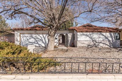 Albuquerque NM Single Family Home For Sale: $219,770