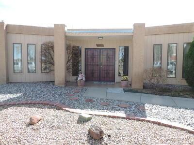 Albuquerque NM Single Family Home For Sale: $289,900