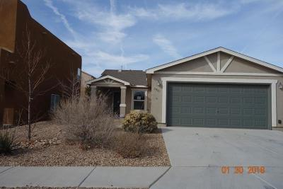 Albuquerque Single Family Home For Sale: 2907 McKinnon Way SW