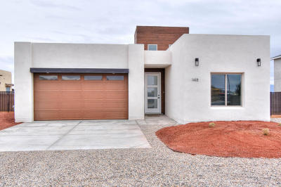 Rio Rancho NM Single Family Home For Sale: $359,990