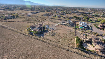 Albuquerque Residential Lots & Land For Sale: 8905 Paramount Court NE