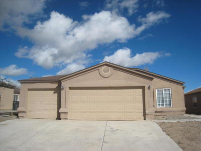 Albuquerque Single Family Home For Sale: 3173 Caliber Road SW