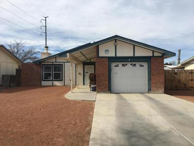 Albuquerque Single Family Home For Sale: 2605 Los Tretos Street NW