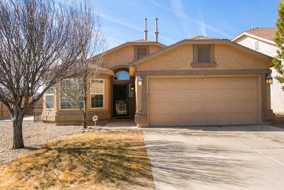 Rio Rancho Single Family Home For Sale: 380 Whispering Meadows Drive NE