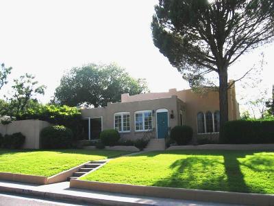 Albuquerque Single Family Home For Sale: 303 Hermosa Drive SE