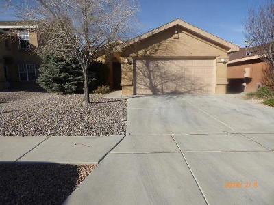 Albuquerque Single Family Home For Sale: 7705 Eagle Avenue NW