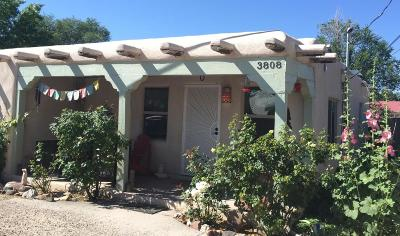 Albuquerque Single Family Home For Sale: 3808 Pedroncelli Road NW