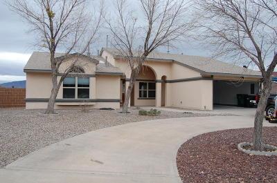 Rio Rancho Single Family Home For Sale: 6342 Roadrunner Loop NE