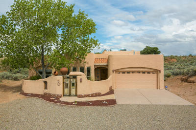 Single Family Home For Sale: 925 Chihuahua Road NE