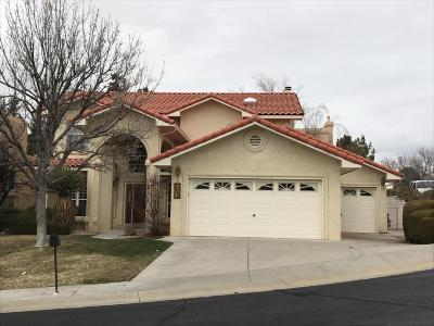 Single Family Home For Sale: 10025 Wellington NE