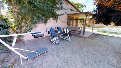 Albuquerque Single Family Home For Sale: 351 Dolores Drive NW