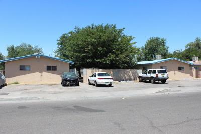 Albuquerque Multi Family Home For Sale: 435 Texas Street NE