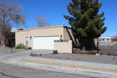 Albuquerque Single Family Home For Sale: 4505 Tottle Avenue NW