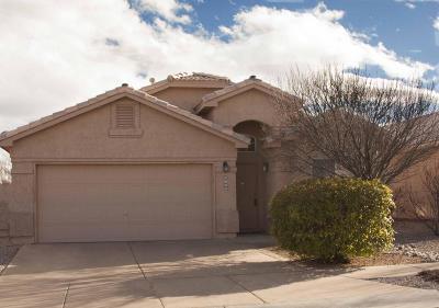 Albuquerque Single Family Home For Sale: 7416 Via Cometa SW