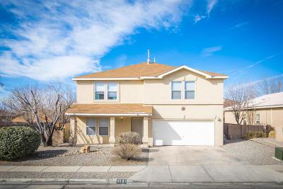 Albuquerque Single Family Home For Sale: 8301 San Gavilon Street NE