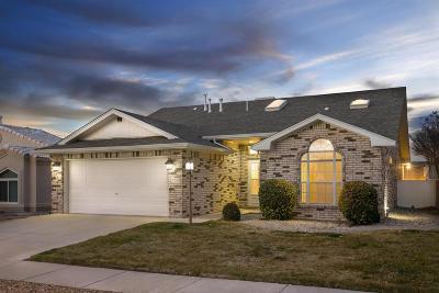 Albuquerque Single Family Home For Sale: 11511 Herman Roser Avenue SE