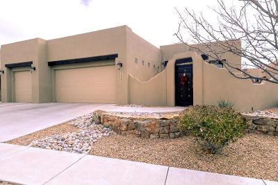 Albuquerque Single Family Home For Sale: 7408 Old Pecos Trail NE
