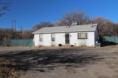 Albuquerque Single Family Home For Sale: 3723 Dean Boulevard SW