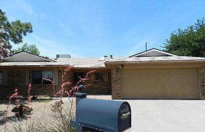 Albuquerque Single Family Home For Sale: 3509 Yosemite Drive NE