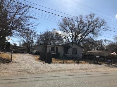 Albuquerque Multi Family Home For Sale: 2438 Del Norte Drive SW