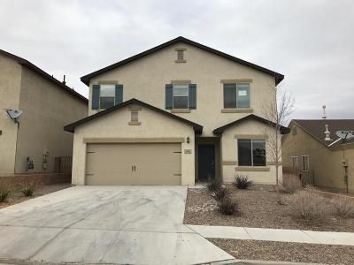 Albuquerque Single Family Home For Sale: 10731 Walnut Canyon Road SW