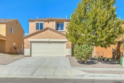 Albuquerque Single Family Home For Sale: 10631 Buck Island Road SW