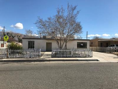 Albuquerque Single Family Home For Sale: 336 General Patch Street NE