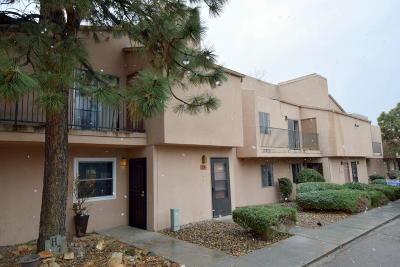 Albuquerque Attached For Sale: 3501 Juan Tabo Boulevard NE #UNIT H6
